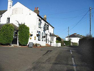 Ripple, Kent - Image: The Plough Inn, Ripple
