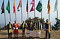 The Prime Minister, Shri Narendra Modi along with the SAARC leaders, during the Retreat Session of 18th SAARC Summit, in Dhulikhel, Nepal on November 27, 2014.jpg