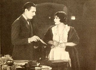<i>The Sign on the Door</i> 1921 film by Herbert Brenon