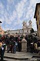 The Spanish Steps, Roma スペイン階段, ローマ - panoramio.jpg