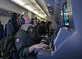 The U.S. Navy helps search for Malaysia Airlines flight MH370. (13195588633).jpg
