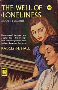 The Well Of Loneliness by Radclyffe Hall - Permabooks P112 1951.jpg