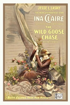 The Wild Goose Chase (film) - Image: The Wild Goose Chase Film Poster