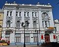 The building where Staliingrad military region's headquarters took place, Akhmatovskaya st., 7, Astrakhan.JPG