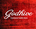 The original logo for GodHive.jpg