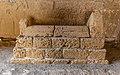 The tomb of Ottoman Admiral Sadik Pasha, Kyrenia Castle, Kyrenia, Northen Cyprus.jpg
