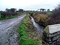 The track to Garthland Mains - geograph.org.uk - 622667.jpg