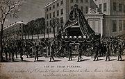 Il trasferimento delle bare del re Luigi XVI di Francia e Wellcome V0042355.jpg