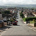 The view from the top of Graig Park Road, Newport - geograph.org.uk - 1800703.jpg