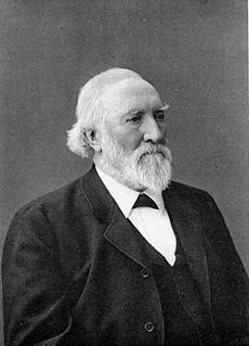 Theodor Magnus Fries 1832-1913, Swedish biologist