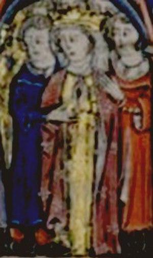 Theodora Komnene, Queen of Jerusalem - Image: Theodora Jerusalem