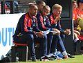 Thierry Henry Jason Brown Arsenal U19s Vs Olympiacos (21217020573).jpg