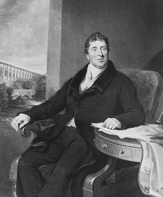 "Road transport - Thomas Telford, the ""Colossus of the Roads"" in early 19th century Britain."