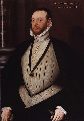Baron Wentworth - Thomas Wentworth, 2nd Baron Wentworth