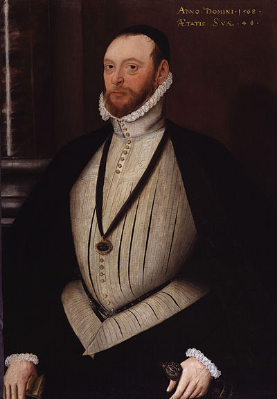 Thomas Wentworth, 2nd Baron Wentworth Thomas Wentworth, 2nd Baron Wentworth from NPG.jpg