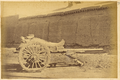 Three-Wheeled Wooden Vehicle with Chinese Dragon Artillery (Longshen Pao). Lanzhou, Gansu Province, China, 1875 WDL1901.png