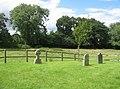 Three Tombstones - geograph.org.uk - 970615.jpg