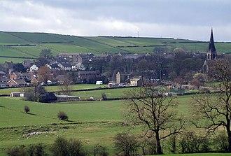 Thurstonland - Image: Thurstonland, West Yorkshire, UK (RLH)02