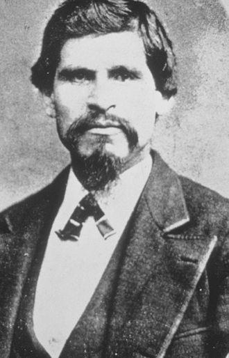 Robbers Roost (Kern County, California) - Tiburcio Vásquez