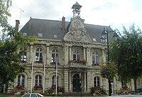 Tiercé, Maine-et-Loire, mairie 2008.JPG