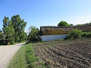 Sjælsø - Tingstedgård in the old Sjælsmark village