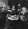 Tintoretto - Sacra Famiglia con sant'Anna, 1540 ca. - 1545 ca., Collezione privata.jpg