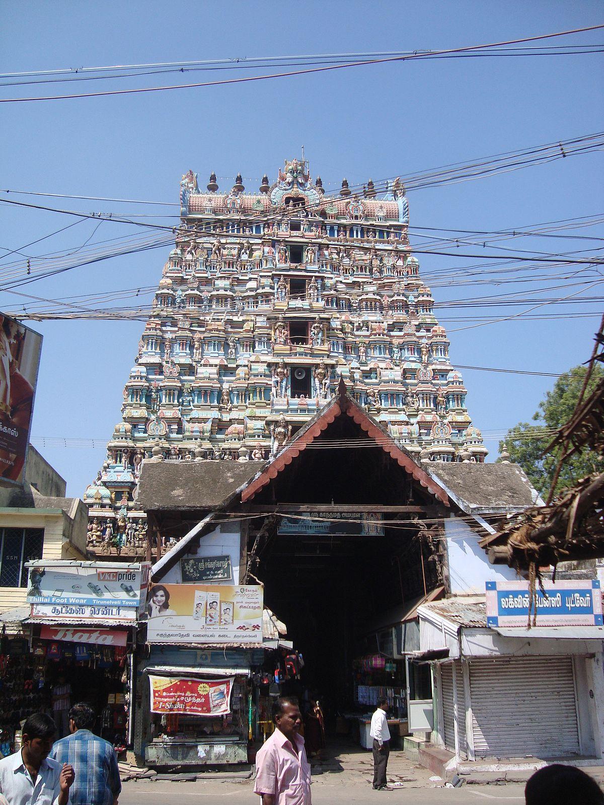 Nellaiappar Temple - Wikipedia