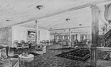 first class facilities of the rms titanic - wikipedia