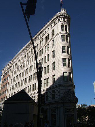 Downtown Oakland - Lionel J. Wilson / Broadway Building