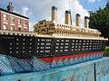 Titanic model, St James Place, Liverpool (2).JPG