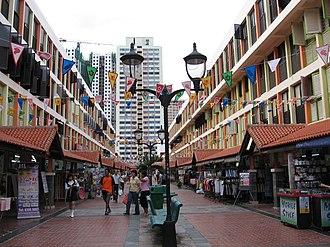 Toa Payoh - Toa Payoh Town Centre