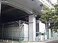 Tokaido Shinkansen Shin-Yokohama electric power office 02.jpg