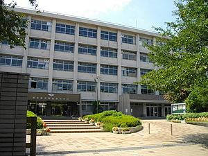 Tokyo Metropolitan Takashima High School.JPG