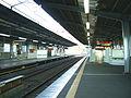 Tokyu-okurayama-station-platform.jpg