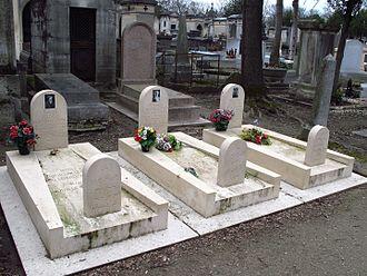 Sadegh Sharafkandi - Image: Tombes d'Abdoli, Sharafkandi & Ardalan