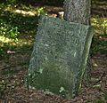 Tombstone - Jewish cemetery in Kolbiel, Masovian Voivodeship, Poland. - panoramio.jpg