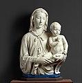 Tommaso di Folco Portinari (1428–1501); Maria Portinari (Maria Maddalena Baroncelli, born 1456) MET LC-14 40 626 Suppl 2.jpg