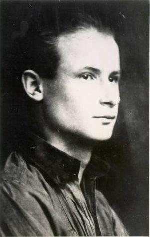 Tone Čufar - Image: Tone Čufar 1930s