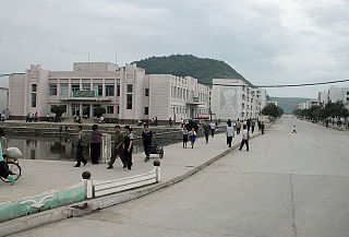 Tongchon County County in Kangwŏn Province, North Korea