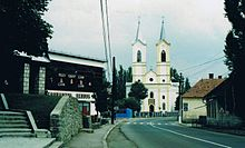 Topliţa, church.jpg