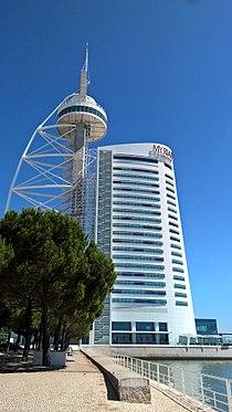 Torre Vasco da Gama (Lisboa).JPG
