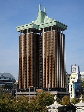 Torres De Colón Wikipedia La Enciclopedia Libre