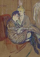 Toulouse-Lautrec - LES DEUX AMIES, 1894, MTL.176.jpg