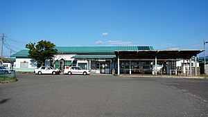 Towadaminami Station 20180916.jpg
