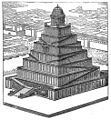 Tower of Babel of Human Origins.jpg