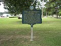 Town of Greenville historical marker.JPG
