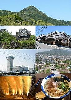 Toyohashi Core city in Chūbu, Japan