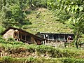 Traditional woden structure houses in Barot area , Mandi ,Himachal Pardesh 04.jpg