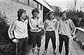 Training Nederlands elftal in Zeist i.v.m. wedstrijd tegen Frankrijk, v.l.n.r. A, Bestanddeelnr 931-3932.jpg