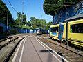 TramBrussels ligne19 DeWand3.JPG